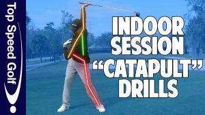 indoor catapult drills