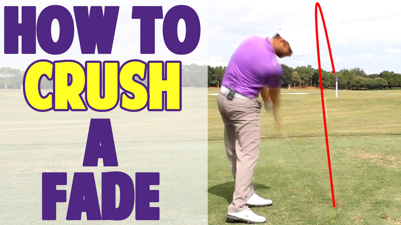 3.4 how pros hit a power fade • top speed golf