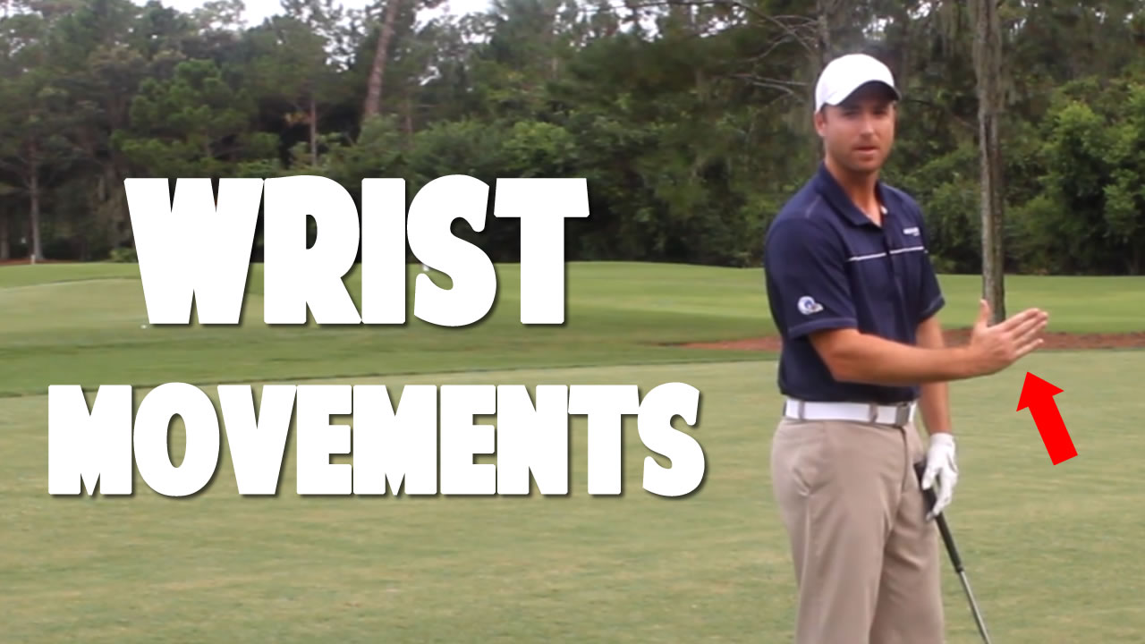 2 1 Wrist Movements In The Golf Swing Top Speed Golf
