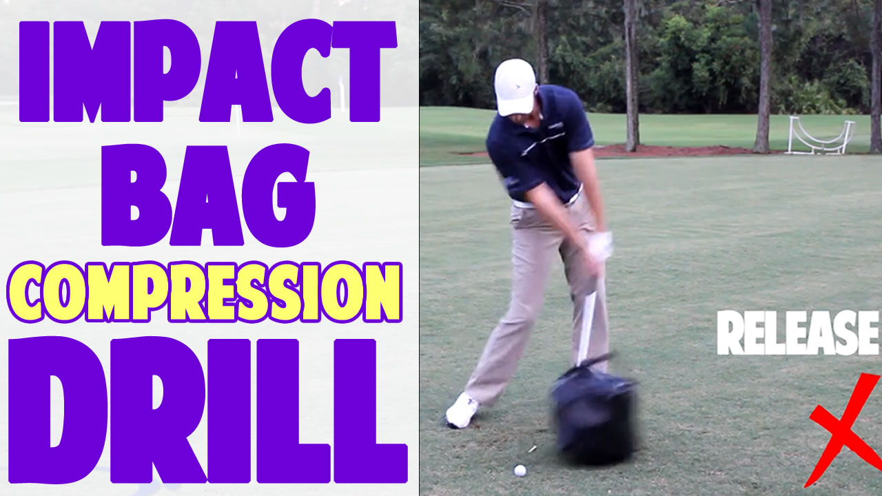 Golf Impact Bag Causing You To Flip