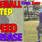 Increase Your Golf Swing Speed With a Baseball Step