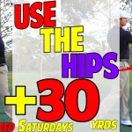Hips For Speed & Distance