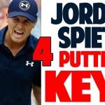 Jordan Spieth Putting Analysis