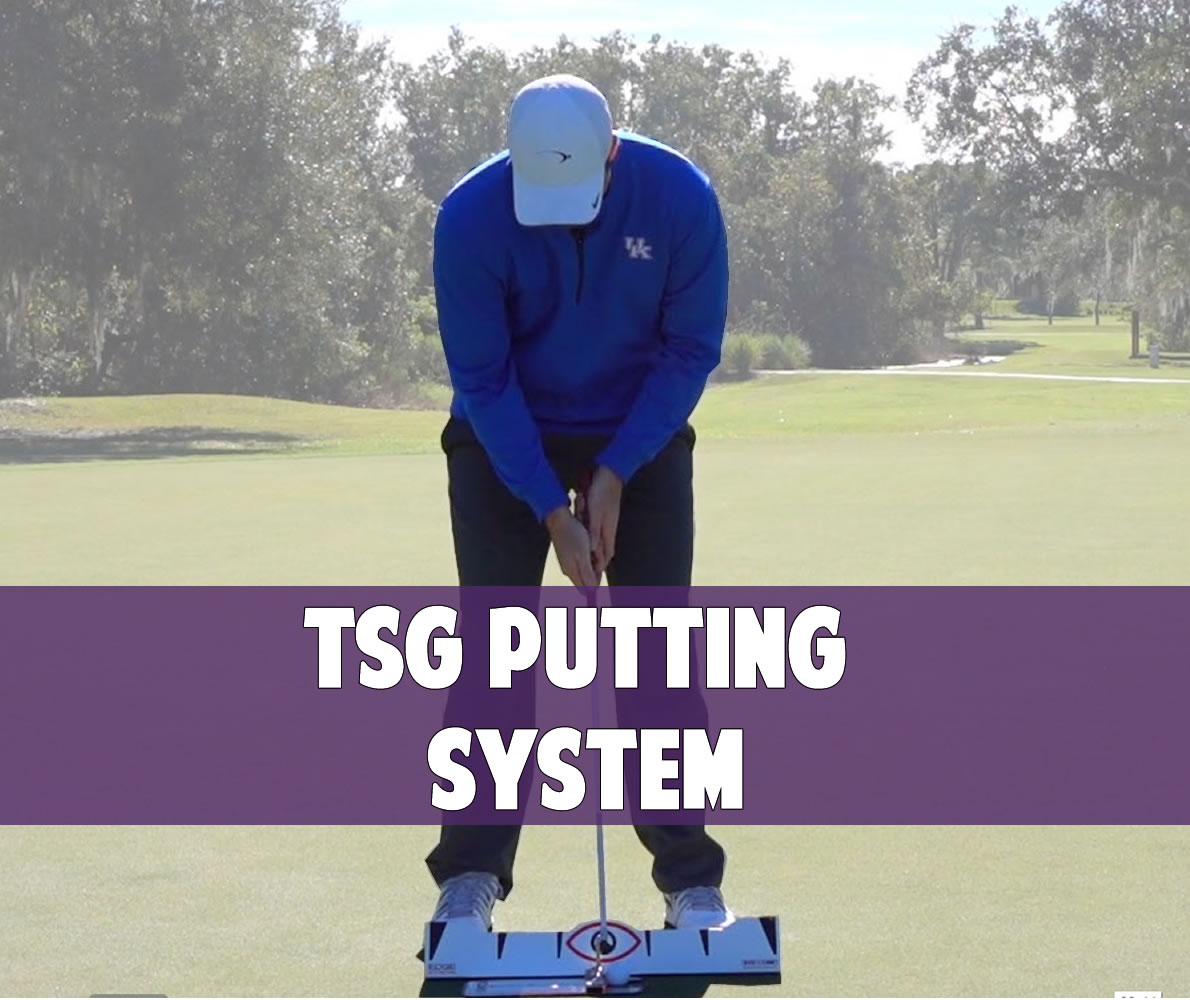 TSG Putting System Course Image