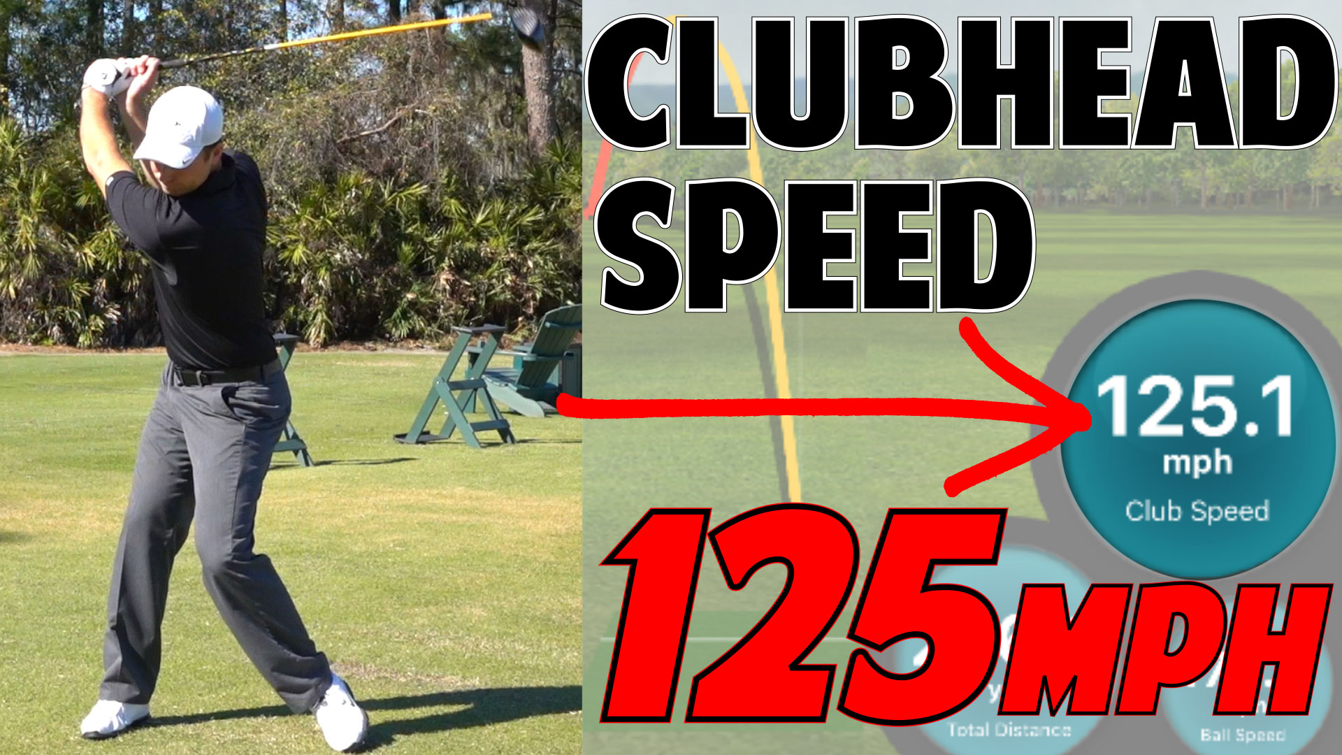 125 06 Ultimate Golf Distance Drill Road To 125 Mph Day