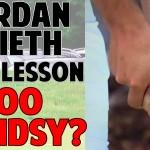 Jordan Spieth Putting Grip Lesson
