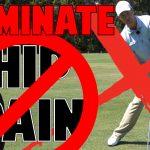 Golf Swing Hip Pain Solution