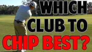 Which Golf Club to Chip With