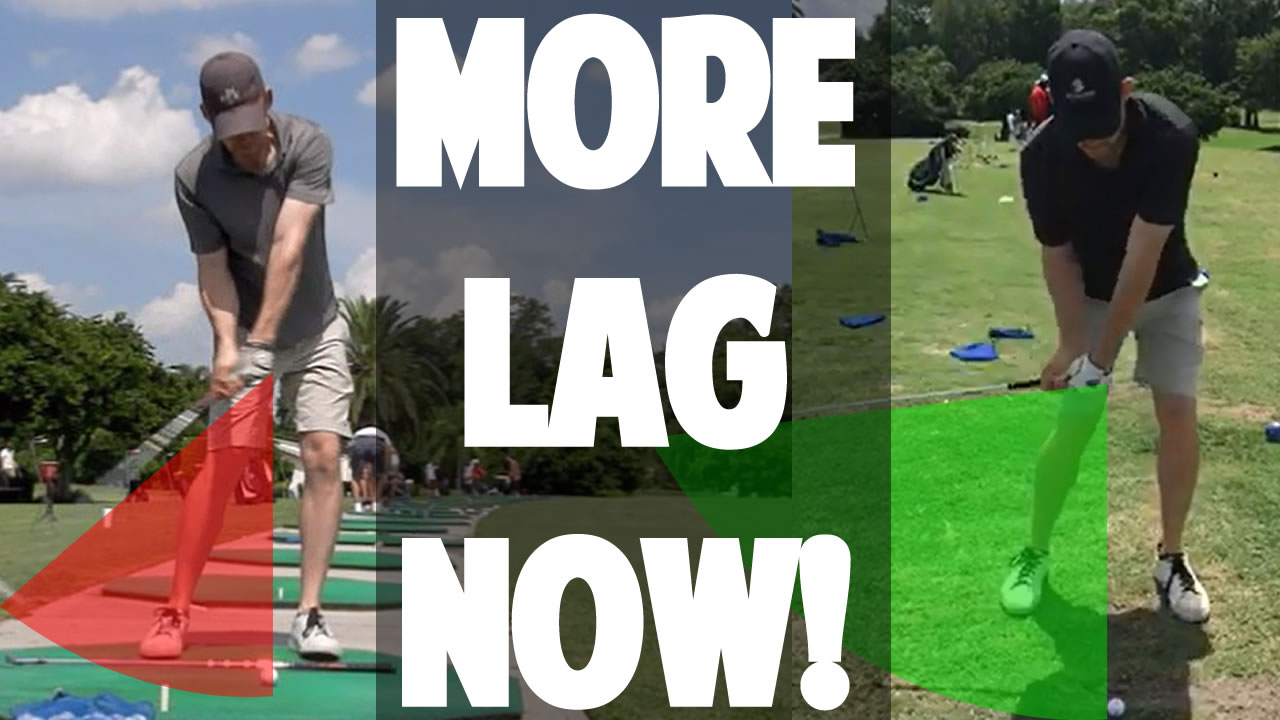 Increase Golf Swing Lag Like This Top Speed Golf Co Founder