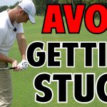 Avoid Getting Your Golf Club Stuck Behind You