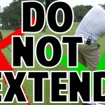Eliminate Early Extension