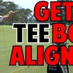 Golf Alignment Trick