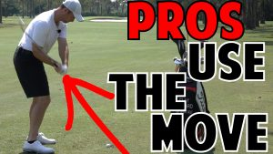 """How Tour Pros Use """"The Move"""""""