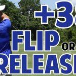 Golf Flip vs. Golf Release