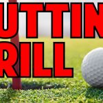 Golf Putting Drill