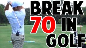 How to Break 70 in Golf