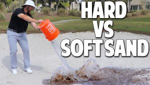 Best Bunker Tips - How to Play Bunkers - Hard or Soft Sand