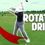 Best ROTATION DRILL for your Backswing and Downswing   It's super SIMPLE!