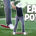 Effortless Golf Swing - How To Transfer Your Weight For Easy Power