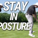 Eliminate Early Extension Forever - Stay in Posture