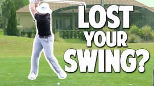 Has Your Driver Swing Left You? How to Get it Back