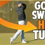 Hip Turn In Golf Swing