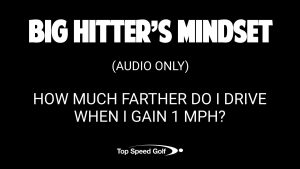How Much Farther Do I Drive When I Gain 1 MPH?