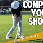 How To Compress All Your Golf Shots - Point The Ball!