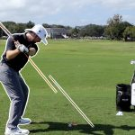 How To Finally Shallow The Golf Club - The 2 Stick Drill1