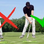 How To Get Through the Golf Ball - Stop Hanging Back
