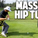 How To Move Your Hips At The Start Of The Downswing