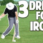 How To Strike Your Irons Like A Tour Pro (Use These 3 Drills)