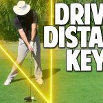 Massive Golf Driver Distance Keys