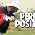 Right Elbow In Golf Downswing Drill (PERFECT POSITION!)