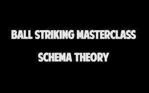 Schema Theory Ball Striking MasterClass