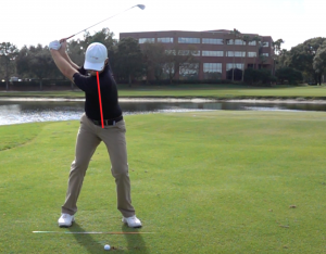 Practicing The Number One Fundamental For Consistent Golf