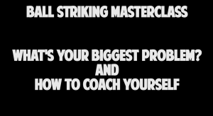 What's Your Biggest Problem? And How to Coach Yourself