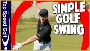 Simple Golf Swing