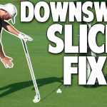 Stop Coming Over The Top! Drill To Fix Your Downswing & Slice