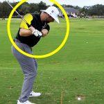 Stop PULLING Iron Shots! - Tuck & Turn Shoulder Drill1
