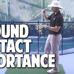 The Importance of Ground Contact (Part 4)