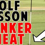 Golf Bunker Cheat to Get out Every Time
