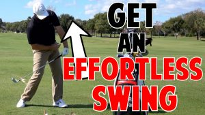 How to Have an Effortless Golf Swing
