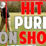 Golf Lesson to Hit Pure Iron Shots
