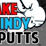 How to Putt When It Is Windy