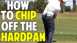 How to Chip and Pitch Off Hardpan