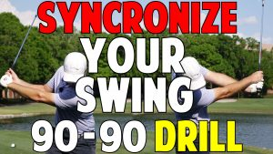 How to Synchronize Your Golf Swing