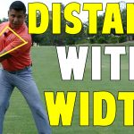 Get Distance with Width