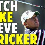 Pitch It Like Steve Stricker