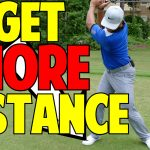 Get More Distance with More Rotation